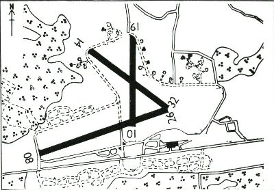 Blackbushe 1970 layout