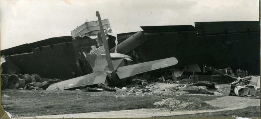 Crash - South Carlton - (Serial No. D139) Avro 504 | Flickr