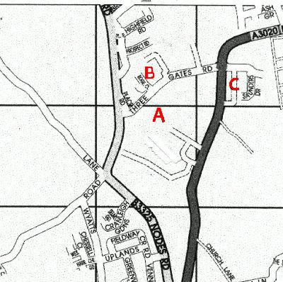 Somerton Map